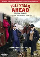 Full Steam Ahead: Victorian Railways [DVD][Region 2]