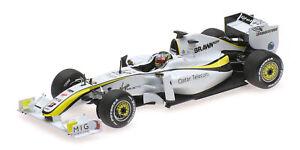Brawn Bgp001 Jenson Button World Champion 2009 F1 Formula 1 1:43 Model