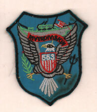 River division 553 USN Patch