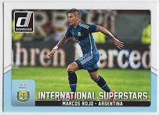 MARCOS ROJO 2015 Donruss Soccer International Superstars #26 Argentina
