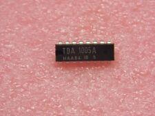 ci TDA 1005 A  ~ ic TDA1005A ~ Frequency multiplex PLL stereo decoder (PLA016)