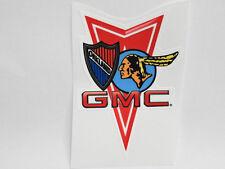 OFFICIAL PONTIAC OAKLAND CLUB INTERNATIONAL GMC VINYL STICKER (3)