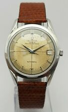 UNIVERSAL GENEVE POLEROUTER DATE MICROTOR TROPICAL DIAL CAL.69  REF.204607/2