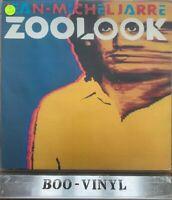 Zoolook Jean-Michel Jarre vinyl LP album record UK POLH15 POLYDOR 1984 Ex+ Con