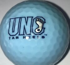Light Blue Unc Tar Heels Logo Golf Ball (F-13-2)