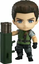 Nendoroid 681 Resident Evil CHRIS REDFIELD Action Figure Good Smile Company NEW