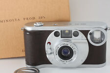 [ UNUSED in BOX ] Minolta Prod 20's 35mm SLR Film Camera  from Japan m054