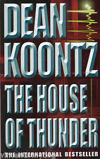 The House of Thunder by Dean Koontz (Paperback, 1994)