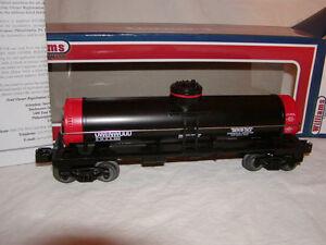 Williams Bachmann 48104 Owenwood Motor Oil Single Dome Tank Car O 027 MIB New