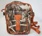 Realtree Max-4 Camo Purse, Oange Camouflage Hipster Handbag