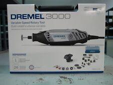 DREMEL 3000-1/24 ROTARY TOOL KIT NEW IN PACKAGE UNUSED