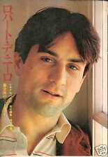 Robert De Niro - 1978 japanese book biography