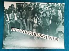 Jimi Hendrix Black and White Photo Walking Amongst Fans~8.5x11 Repro~Psychedelic