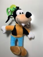 DISNEY PARKS BABY CUTIES GOOFY PLUSH KEYCHAIN NEW WITH TAGS