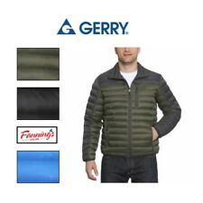 SALE! Gerry Men's Seamless Sweater Down Jacket Coat VARIETY SIZE/COLOR - F33