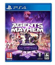 Agents of Mayhem - PS4 - Steelbook Edition