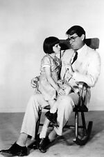 Mary Badham Gregory Peck rocking chair To Kill a Mockingbird 11x17 Mini Poster