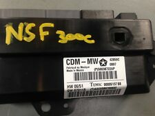 CHRYSLER 300C RHD FRONT LEFT SIDE DOOR Comfort control unit P56038722AP