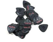Dunlop Guitar Picks Tortex  DirtBag Skulls .88mm 36 Pack