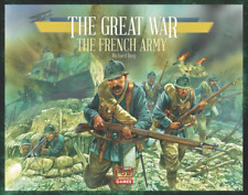THE GREAT WAR: FRENCH ARMY  EXPANSION - PLASTIC SOLDIER COMPANY - WW1