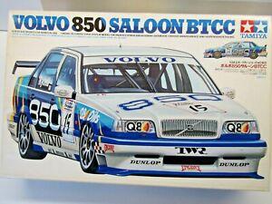 Tamiya 1:24 Scale TWR Volvo 850 Saloon BTCC Rickard Rydell Model Kit #24168*1800