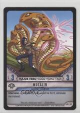 2009 Huntik Trading Card Game - Legendary Saga #LGS_012 Mucalin Gaming 1i3