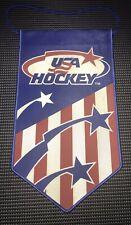 USA Hockey, Mini Banner