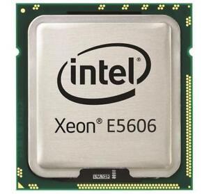 Processore Intel Xeon E5606 8 MB di cache, 2,13 GHz   FATTURATO con GARANZIA
