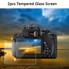 2X Tempered Glass LCD Screen Protector fr Sony A7M3 A7R3 a7RIII A73 A7RM3 Camera