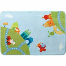 Haba Children's Room Decor Rug City Tour - Whimsical Soft Play Rug