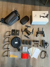 DJI Mavic Air Fly More Combo Drone 4K Onyx Black 3 Batteries 128GB ND/PL filters