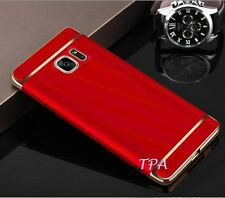 Luxury Electroplating 3in1 Case Cover For Samsung Galaxy A5 A7 2017 | S8 S8+