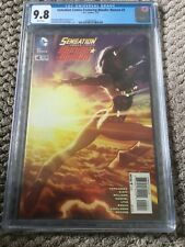 Sensation Comics Featuring Wonder Woman #4 - CGC 9.8