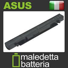 Batteria 14.4-14.8V 2600mAh EQUIVALENTE Asus A41X550 A41-X550 A41X550A