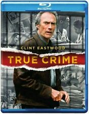 Blu Ray TRUE CRIME. Clint Eastwood. Region free. New sealed.