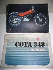 Manuale d'officina MONTESA Cota 247 (T) o 348 (T)