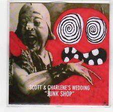 (FO335) Scott & Charlene's Wedding, Junk Shop - 2014 DJ CD