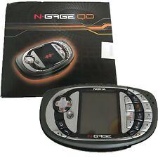 New Original Nokia N-Gage QD 3.4MB Gaming Grey Factory Unlocked 2G GSM SIMFree