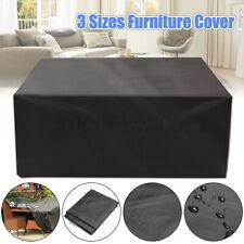 Outdoor Furniture Cover Waterproof Patio Garden Wicker Sofa Couch Protector