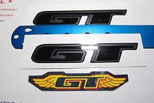 NOS BMX  GT fork decals Performer vertigo black