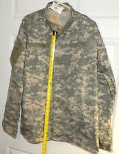 Mens Large Long   Digi Camo Jacket NWT ripstop ACU  8607
