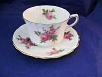 Vintage Spencer Steve Tea Cup and Saucer - Bone China - Made in England
