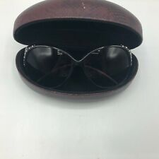 Joan Rivers Sunglasses With Case Jeweled Frames Rhinestones  H4