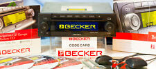 Becker Traffic Pro 7945 Multitalent Komplettset für Youngtimer, Oldtimer, etc