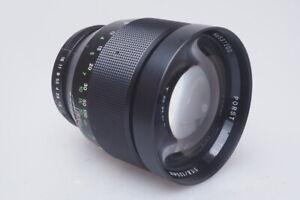 Porst MC Auto  1 : 1.8 / 135mm M42 Objektiv lens für M42 f1.8 / M021