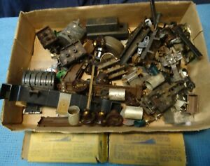 Lionel Trucks Switches Parts And Pieces Lot