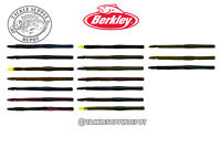 Berkley PowerBait Shaky Snake Magnum Worm 7in 6pk - Pick
