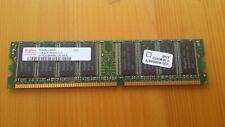 Hynix memoria ram 1GB PC3200U-30330 DDR 400 Mgz para pc, usada.