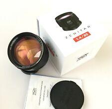 Zenitar-1N MC f1.4 85mm Russian manual lens for Nikon