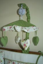 NEW Musical Mobile Cotbed/Cot Toy (baby nusery,bedding) with hearts